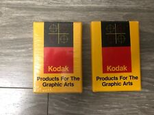 Kodak Vintage Products for the Graphic Arts Playing cards Lot of 2