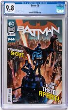 CGC 9.8 BATMAN #90 1st FULL Designer, CATWOMAN SECRET 1ST PRINT