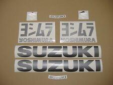 GSX-R 1000 2006 Yoshimura edition full decals sticker graphics kit set k6 motor