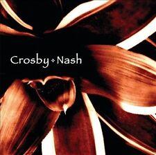 Crosby & Nash by Graham Nash/David Crosby/Crosby & Nash (CD, Aug-2004, 2...