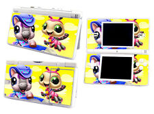 Skin Sticker to fit Nintendo DS Lite DSL - Littlest Pet Shop