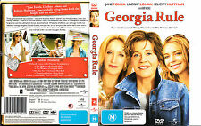 Georgia Rule-2007-Jane Fonda-Movie-DVD