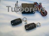 AUDI 80 100 A3 KEYLESS ENTRY KIT REMOTE CENTRAL LOCKING