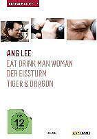 # DVD ANG LEE - CLOSE-UP - EAT DRINK MAN WOMAN + DER EISSTURM + TIGER & DRAGON *