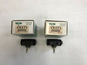 PAIR OF WHEEL CYLINDERS VQ273 TO FIT BMW E30