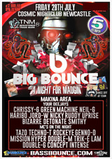 THE BIG BOUNCE - 28TH JULY 2017