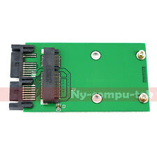 "Mini PCIe PCI-e MSATA 3x5cm SSD To 1.8"" Micro SATA uSATA Card  Adapter Converter"