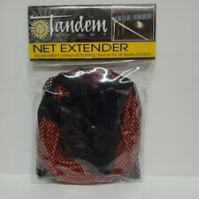 Tandem Sport Net Extender Volleyball Training Tool Neon Orange