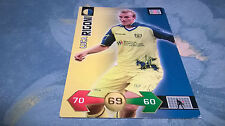 Card Calciatori Panini ADRENALIN XL 2009-10  RIGONI CHIEVO VERONA
