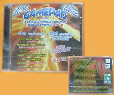 CD Gamepad Compilation Vol.1.0 NAUSICAA ROBERTO GIORDANA no lp mc dvd vhs(C47*)