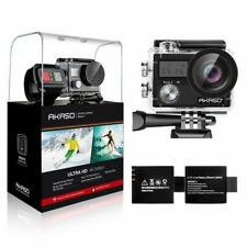 4K 20MP Wifi Action Camera Ultra HD with EIS 30m Underwater Waterproof C