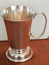 Vintage Circa 1960s Carrington Silver Plated Cup