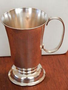 Vintage Circa 1960s Carrington Silver Plated Cup