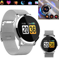 Bluetooth Wrist Smart Watch Heart Rate Bracelet For Samsung S10 S9 Note 10 LG G5