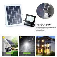 LED Solar Power PIR Motion Sensor Wall Light Outdoor Garden Lamp Waterproof