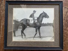 CC Cook horse racing Clarence Kummer Saratoga NY Race Course 1920s
