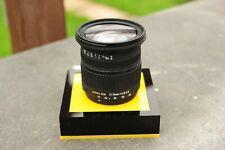 Sigma DC DC Macro 17-70mm f/2.8-4.5 IF AF DC Lens F mount for nikon. ,