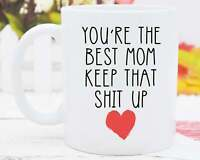Mom Mug Mommy Mug Mom Christmas Mug Mother's Day Coffee Cup Personalize Mom Mug