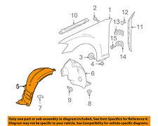Mercedes MERCEDES-BENZ OEM-Front Fender Liner Splash Shield Right 2216902830