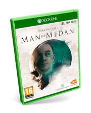 The Dark Pictures Anthology Man of Medan Xbox One Pal España Nuevo FISICO