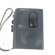 Sony Tcm-353V Cassette Recorder Variable Speed Voice Recorder For Parts