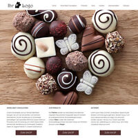 NEU html5 Responsive Website Homepage Webdesign Webseite Templates
