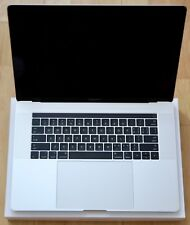 "Apple MacBook Pro Retina 15.4"" i7 2.7GHz 16GB 512GB PRO 455 (late 2016) Argento"