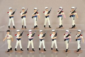 DUCAL SOLDIERS FRENCH FOREIGN LEGION OFFICER & soldiers MARCHING pj