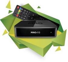 Infomir MAG 410 IPTV Receiver