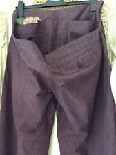 RUNDHOLZ DIP ~ Designer Allemand ~ Quirky sur poche-Pantalon ~ LAGENLOOK PANTALON ~ Medium