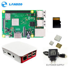 Raspberry Pi 3 B+ (B Plus) Complete kit Quad Core 1.4GHz 64 bit CPU