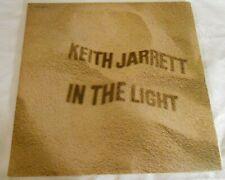 Keith Jarrett In the Light 2 LP ECM 1033/34 EXCELLENT shape free form jazz