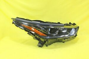 🏦 2020 20 Toyota Highlander Limited Right RH Passenger Headlight OEM *MNR SCRTC