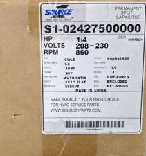 Discount Hvac Yp S102427500000 Source1 Permanent Split Capacitor Motor