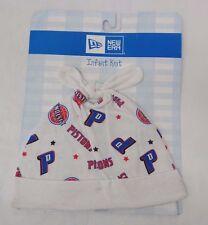 Detroit Pistons Infant New Era Knit Cap Beanie