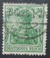 N°339 briefmarke deutsches reich gestempelt gepruft all