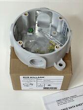Hubbell Killark Nv2xg Ceiling Boxfor Nv2 Series