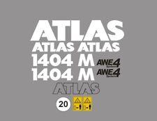 Sticker, aufkleber, decal - ATLAS 1404 M