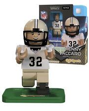KENNY VACCARO #32 NEW ORLEANS SAINTS G3LE OYO MINIFIGURE NEW FREE SHIPPING