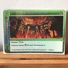 Chaotic Card - Super Rare - The Magma Dam *I Combine Shipping*