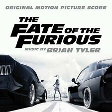 TYLER,BRIAN (DIG)-THE FATE OF THE FURIOUS (ORIGINAL SCORE) ( (US IMPORT)  CD NEW