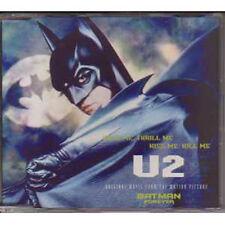 MAXI CD U2 Hold me, thrill me, kiss me, kill me 3-Track jewel case