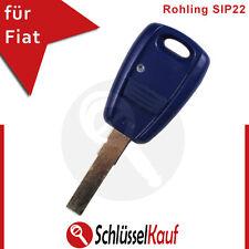 Fiat Autoschlüssel Barchetta Doblo Ducato Idea Scudo Stilo Gehäuse Rohling SIP22