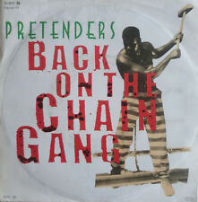 """7"""" 1982! Pretenders: back on the Chain Gang (Mint -?)"""