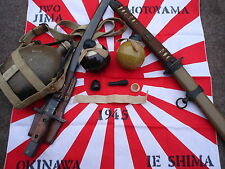 WWII Replica Japanese Type 4 Ceramic fuze kit Late War issue Iwo Jima, Okinawa