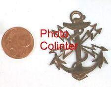 Insigne de specialite Marine non identifié - probablement Allemand