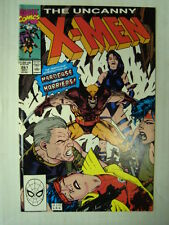 X-MEN UNCANNY #261 MARVEL 1ST APP HARDCASE MAY 1990