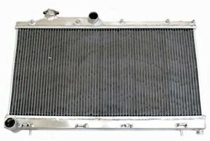 2 ROW Aluminum Radiator fit for Subaru Impreza WRX STI 2008-2011 MT New