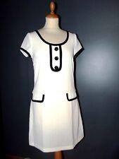ATMOSPHERE ROBE DRESS TRENDY 2 TONS T UK 10 OU 38/40