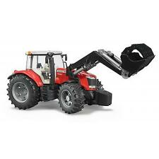 Bruder Massey Ferguson 7624 With Loader 1:16 Scale Model Toy Tractor